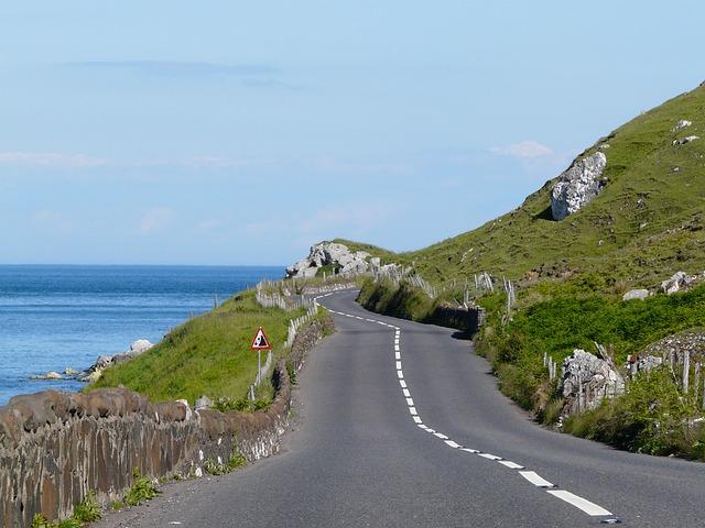 Klimatische Besonderheiten in Irland