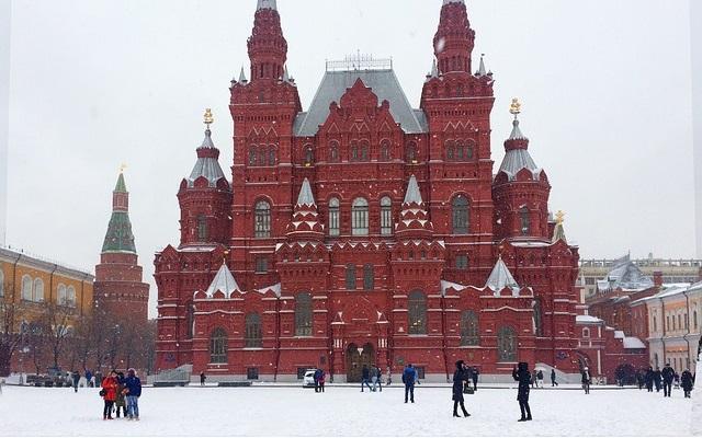 stätte russland mit dauerfrostboden