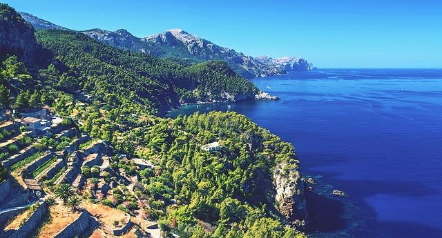 Geografische Besonderheiten Mallorcas