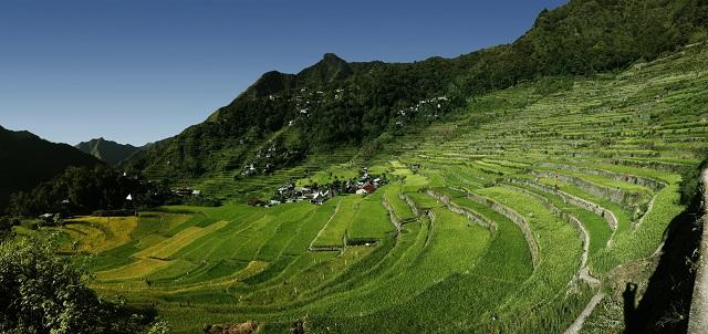 Klima und Landschaft in Vietnam